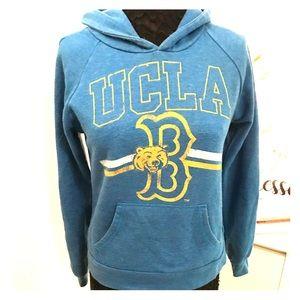 UCLA Bears Vintage-like Hoodie - Size Medium